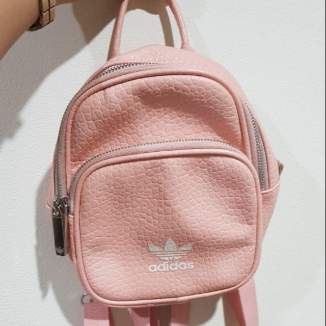 Adidas mini backpack 💘 Pink 💘