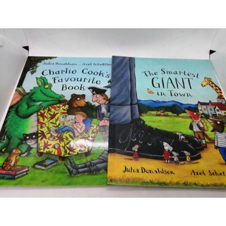 Julia Donaldson and Axel Scheffler Books - 117