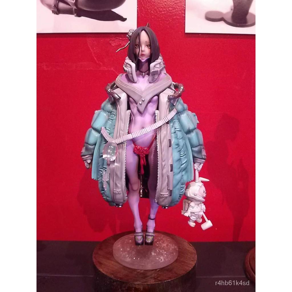 Resin Figure Kit 1/6 Kaguya Unainted Garage Resin Kit#¥%¥# 1KkZ