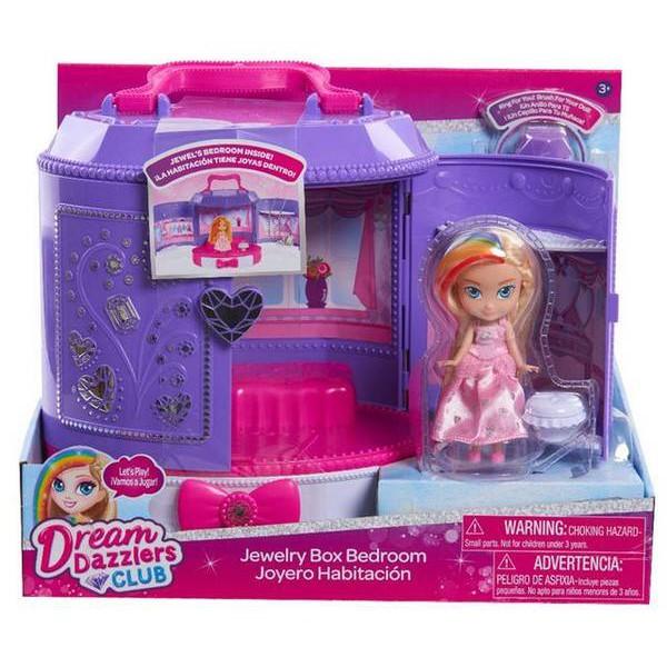 ToysRus บ้านตุ๊กตาเจ้าหญิง – DREAM DAZZLERS CLUB JEWEL BOX CLUBHOUSE (840508)