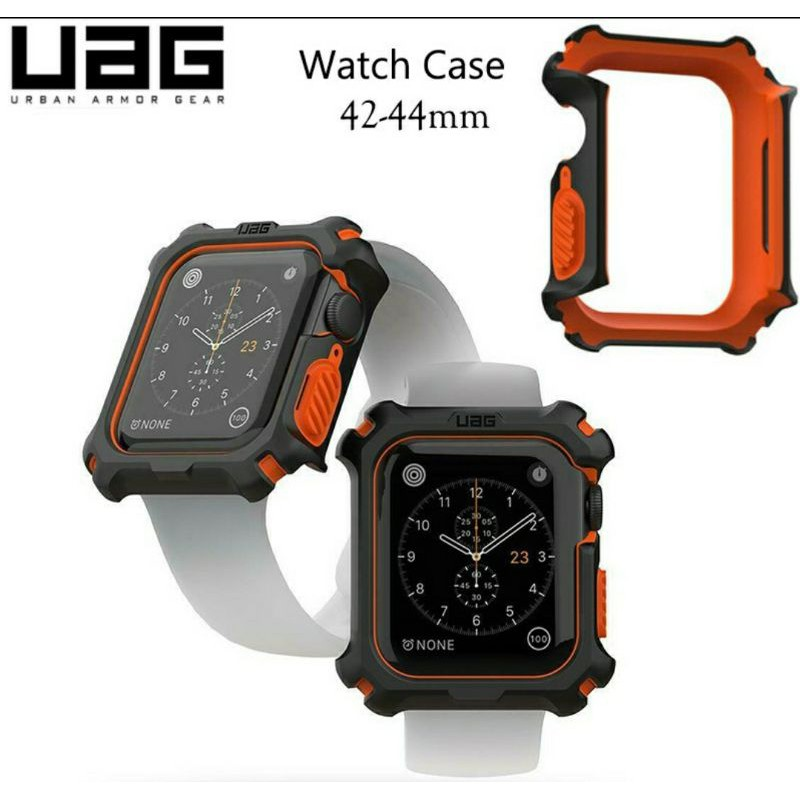UAG Watch Case Urban Armor Gear Rugged Cover for Apple Watch 4 5 42-44MM