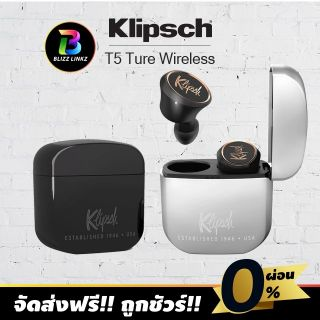 KLIPSCH T5 TRUE WIRELESS EARPHONES [ truewireless ]