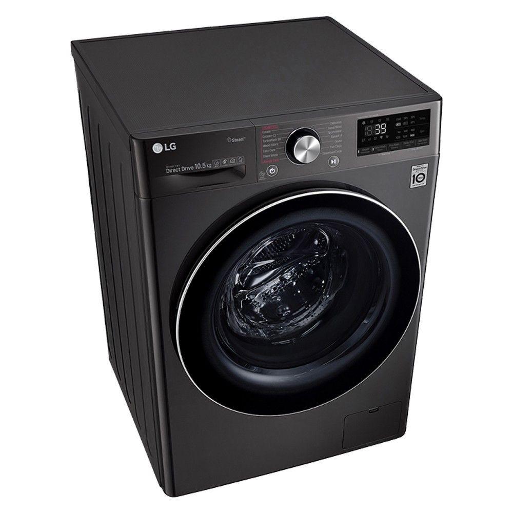 Washing machine FL WM LG FV1450S2B 10.5KG 1400RPM INV Washing machine Electrical appliances เครื่องซักผ้า เครื่องซักผ้า