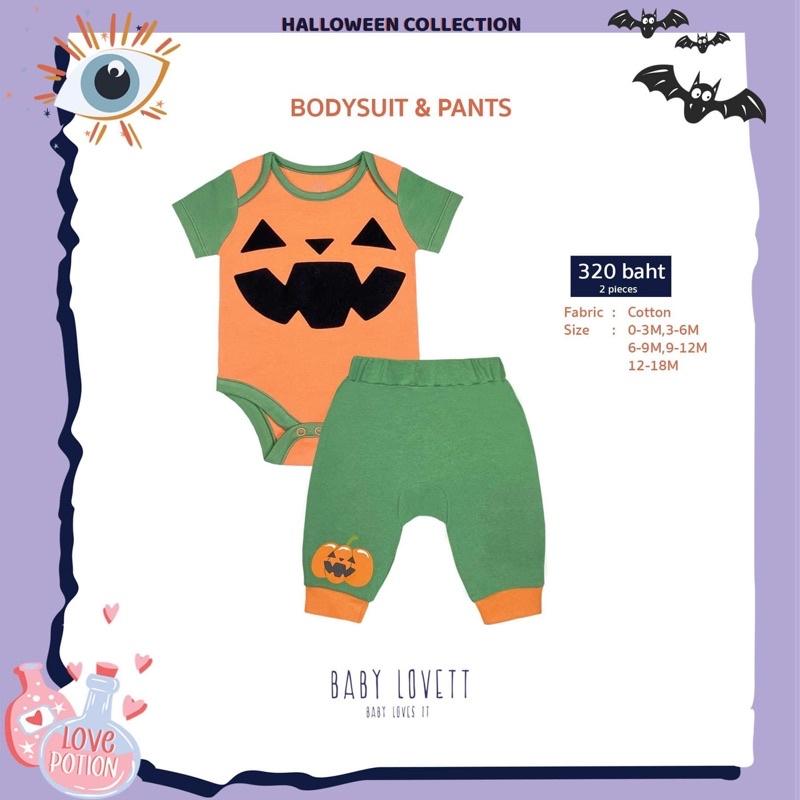 Baby Lovett Halloween No.19 Size 12-18 New