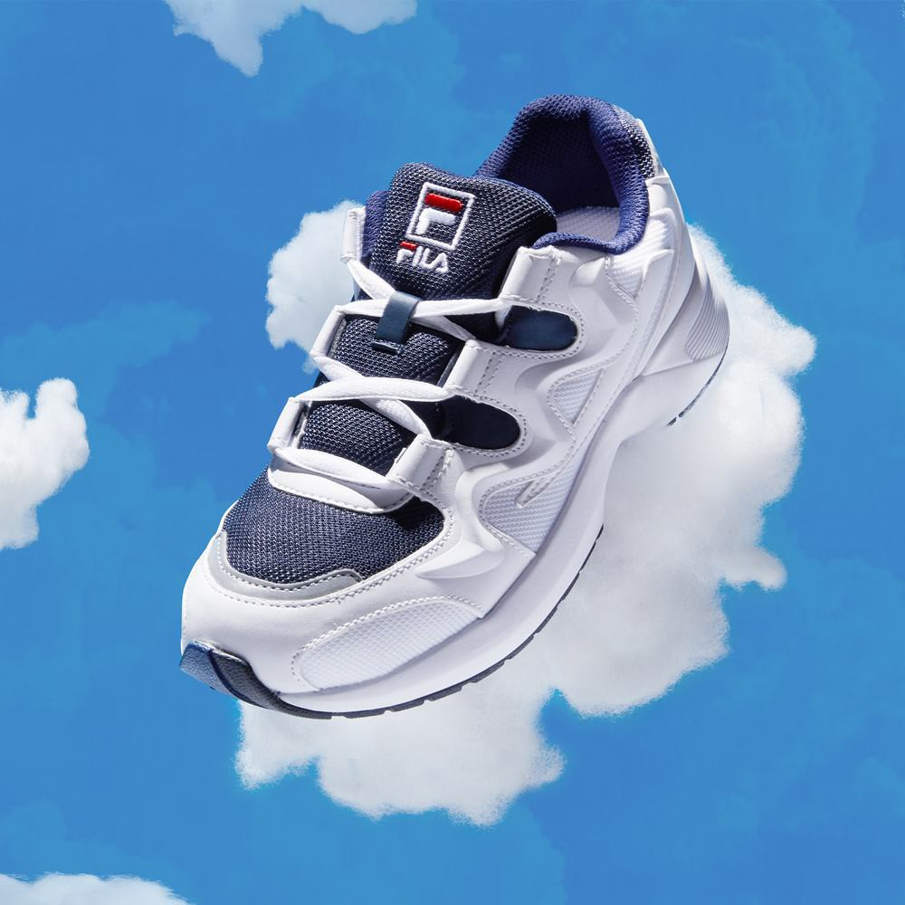 *รองเท้าวิ่ง* ของแท้[FILA || แท้ พร้อมส่ง] รองเท้าผ้าใบ FILA Sky Runner 95