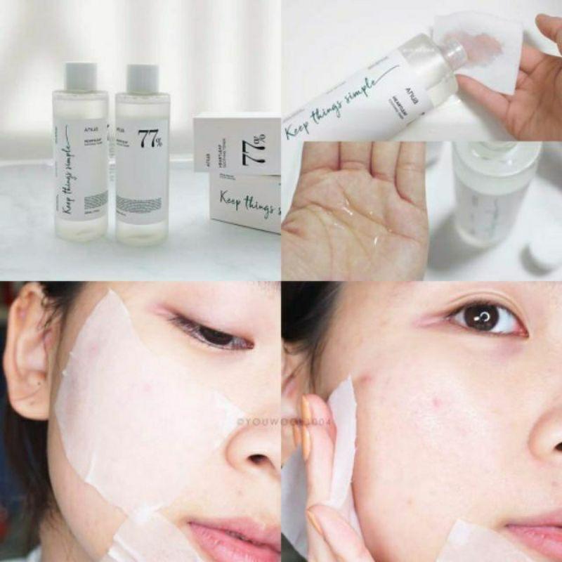₪✵★Anua★ Toner / Ampoule / Cleanser