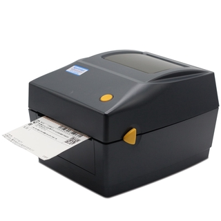 please COD XP-460B 108mm Max width Direct Thermal barcode label printer to print shipping label DHL FEDEX UPS USPS EMS 1