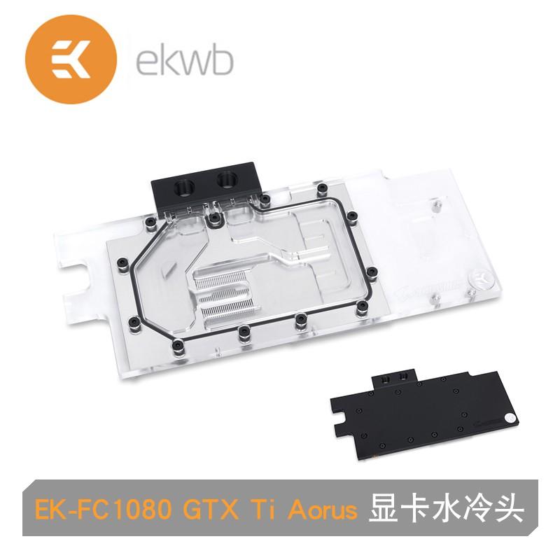 GIGABYTE การ์ดหน้าจอขนาดใหญ่ Ek - Fc1080 Gtx Ti Aorus