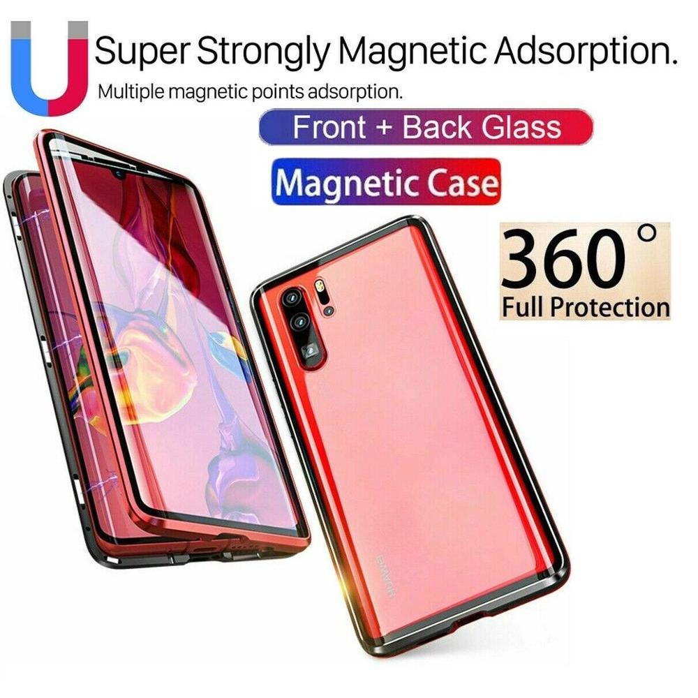เคสโทรศัพท์มือถือแบบสองด้านสําหรับ Huawei Mate 20 Pro Mate 20 P 30 Pro P 30