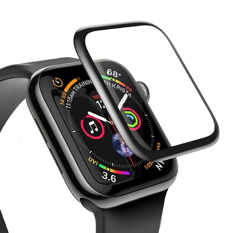 applewatch ฟิล์มกระจก Apple Watch Series1/Series2/Series3/Series4/Series5/ ขนาด (38,40,42,44 มม)