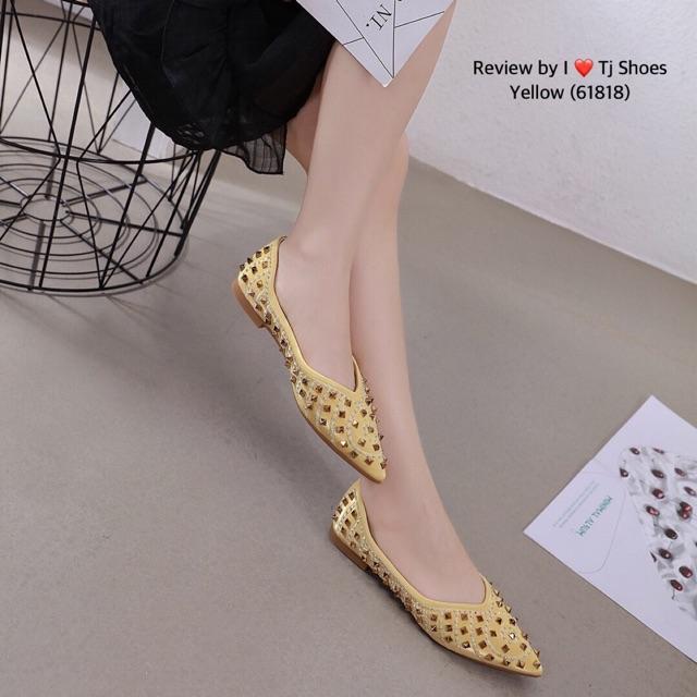 รองเท้าคัชชูเพื่อสุขภาพ รหัส61818