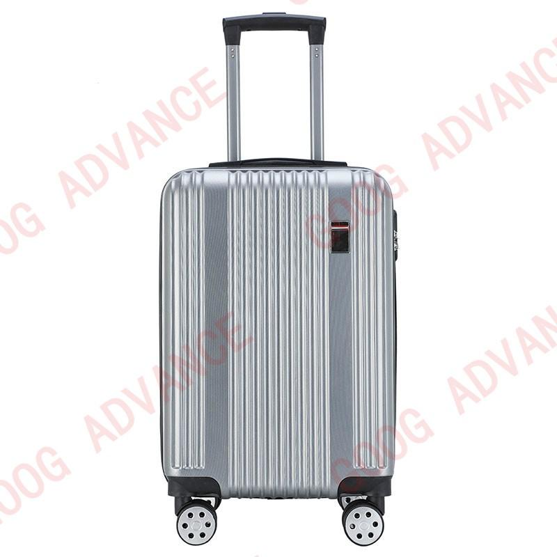 กระเป๋าเดินทาง กระเป๋าเดินทางล้อลาก  กระเป๋าล้อลาก 8 ล้อคู่ หมุนได้ 360 องศา