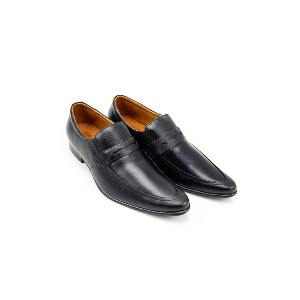 LUIGI BATANI รองเท้าคัชชูหนังแท้ รุ่น LBD685-51 สีดำ
