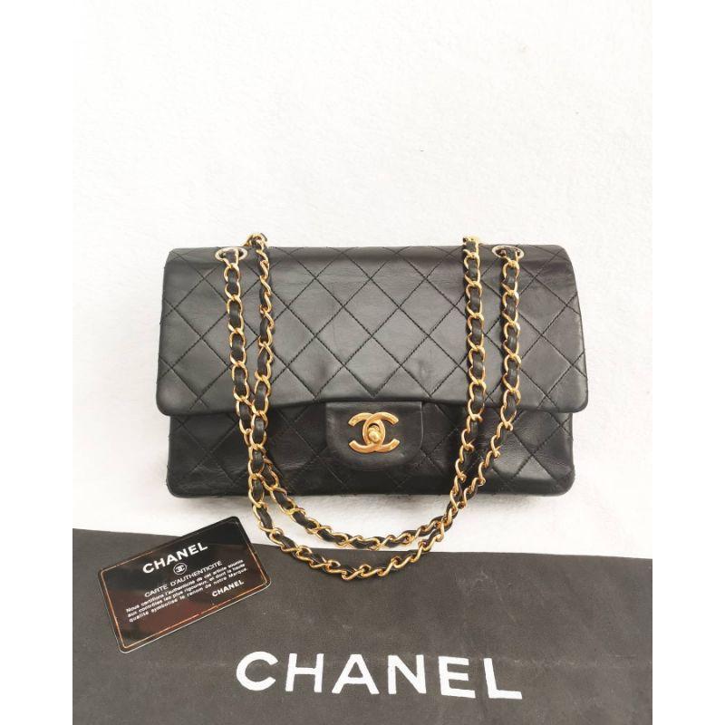 ขายแล้ว💢Chanel Classic Double Flap vintage Bag size10