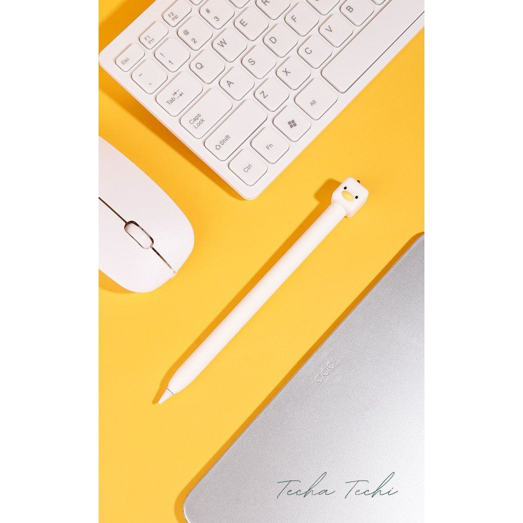 luRe [READY STOCK] Apple Pencil Case 1st / 2nd Generation, Duckling Apple Pencil Cover