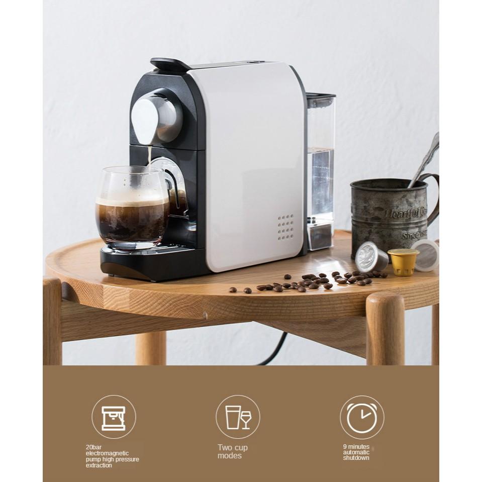 เครื่องชงกาแฟเอสเปรสโซ เครื่องทำกาแฟ.