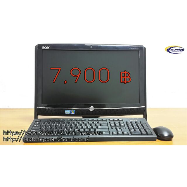 ACER VERITON Z 2610 G ( ALL IN ONE ) CORE I 3