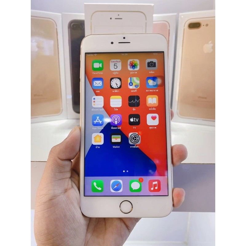iPhone 6splus 64GB (มือสอง) TH  ศูนย์ไทย