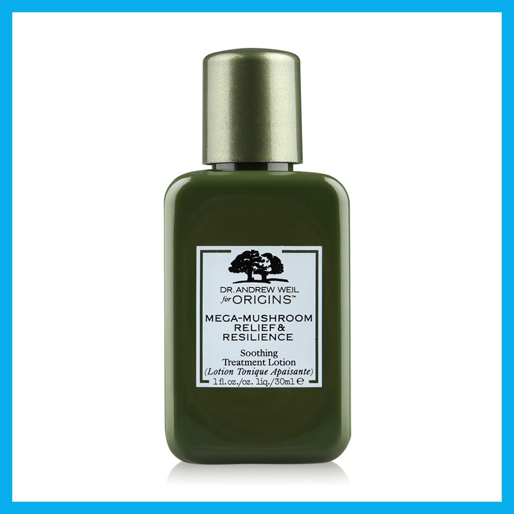 Origins Dr.Andrew Weil For Origins Mega-Mushroom Relief & Resilience Soothing Treatment Lotion 30ml.