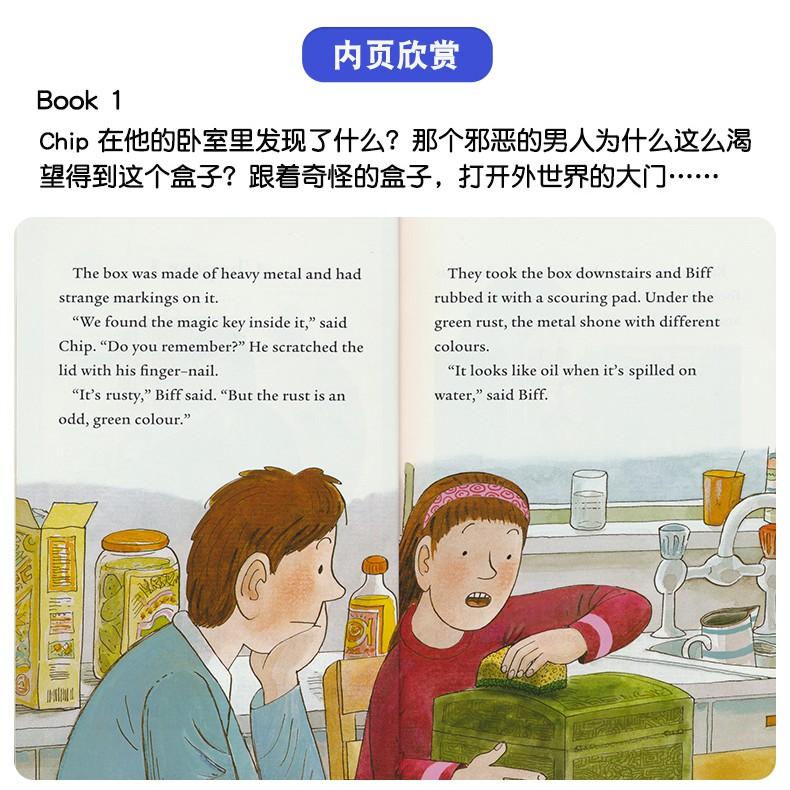 หนังสือผ้า Oxford ลายต้นไม้ 10-12 High 11-13 18 Books GnMH