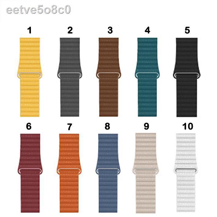นาฬิกาสมาร์ท✽สาย applewatch สายหนัง สาย apple watch series 3 4 5 6 สายแฟชั่นแม่เหล็ก ข้อมูลจำเพาะ: 38 (สำหรับ 38 มม. / 4