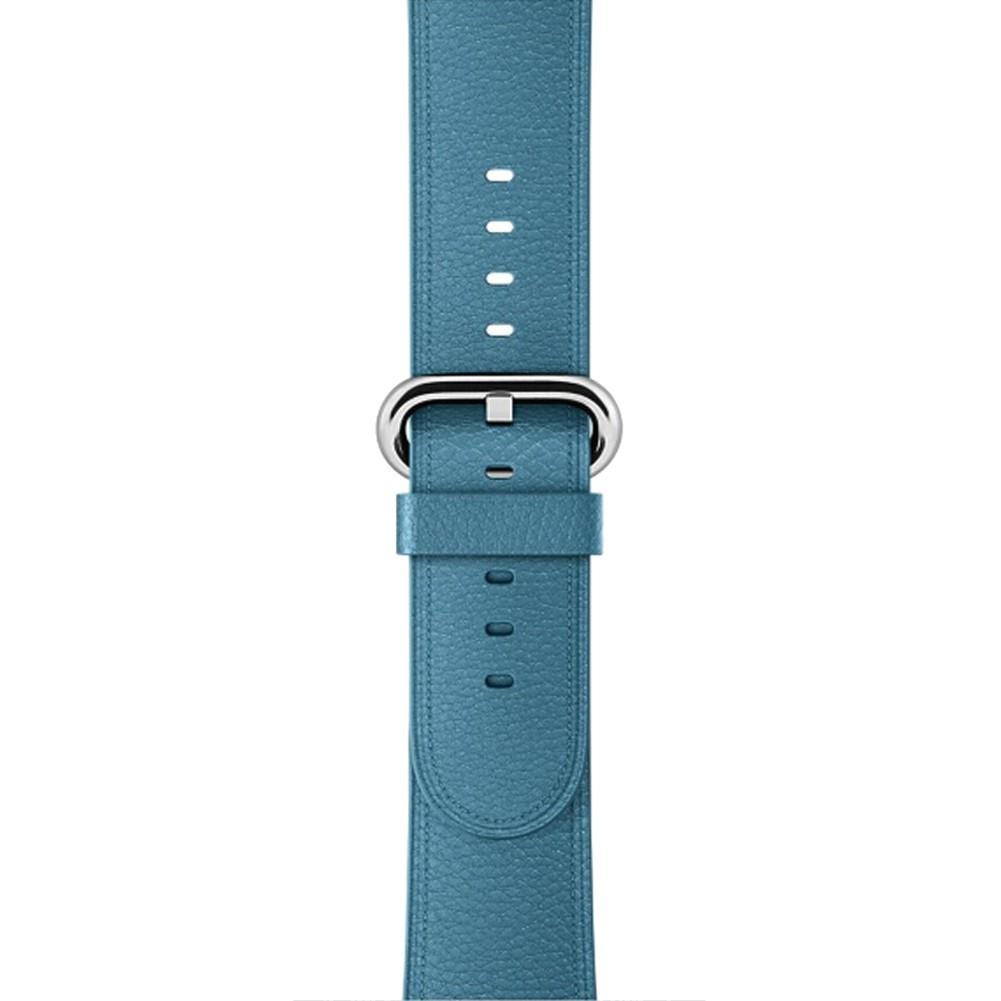 สายรัดข้อมือหนังสำหรับ Apple Watch Series 4 40 มม.