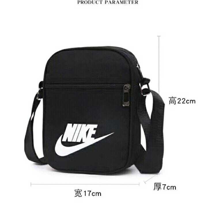 [Ready stock] กระเป๋าแฟชั่นของแท้จาก Nike / Nike, กระเป๋าสะพายข้าง, กระเป๋าสะพาย, กระเป๋าเดินทาง messenger กระเป๋า