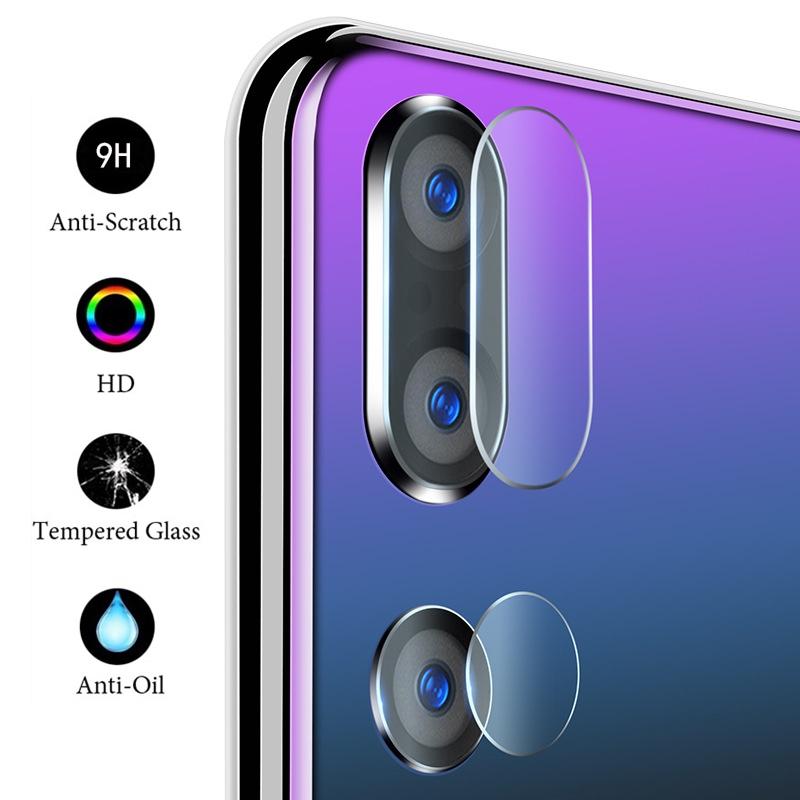 ฟิล์มกระจกนิรภัยสำหรับ Huawei Nova 3 3 i 4 P 20 P 30 Mate 20 Pro Lite