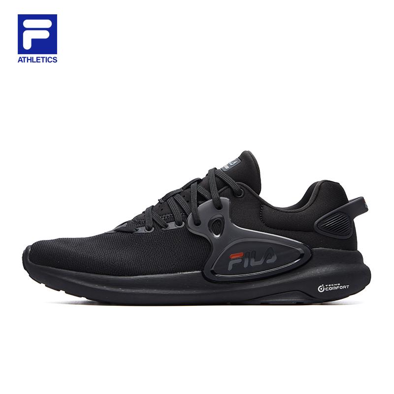 FILA ATHLETICSรองเท้ากีฬาผู้ชายรองเท้าวิ่ง2021รองเท้ากีฬาน้ำหนักเบาระบายอากาศได้ใหม่ในฤดูใบไม้ผลิ