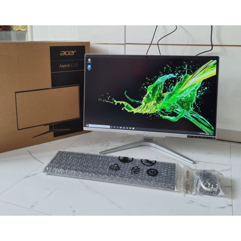 Acer All in one Core i5 m.2 512+1tb การ์ดจอแยก มี m.2