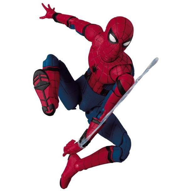 Homecoming Version Action Figure Medicom MAFEX 047 Spider-Man