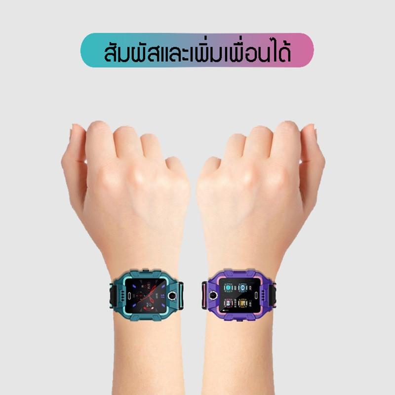 นาฬิกาไอโม่ uนาฬิกาสมาร์ท  iนาฬิกาสมาร์ท ⊙ยกได้/หมุนได้ 360 องศา【เมนูไทย】Smart Watch Z6 นาาฬิกา สมาทวอช ไอโม่ imoรุ่นใหม