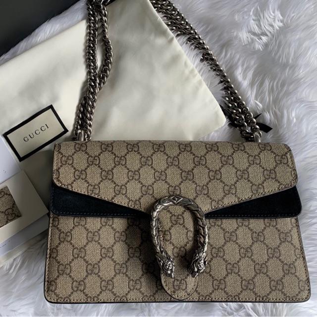 New !!Gucci dionysus small ปีกดำ 2020
