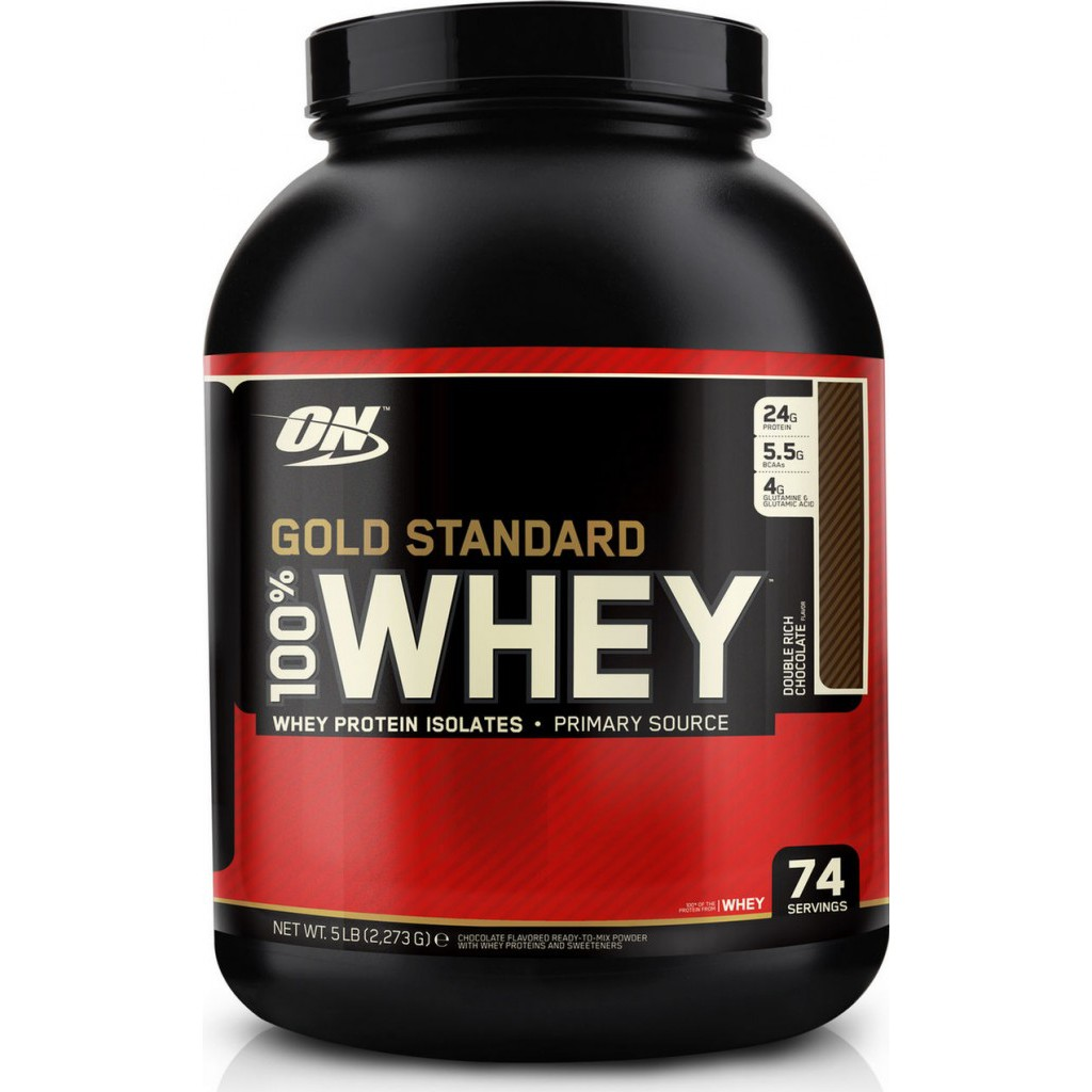 whey gold standard chocolate