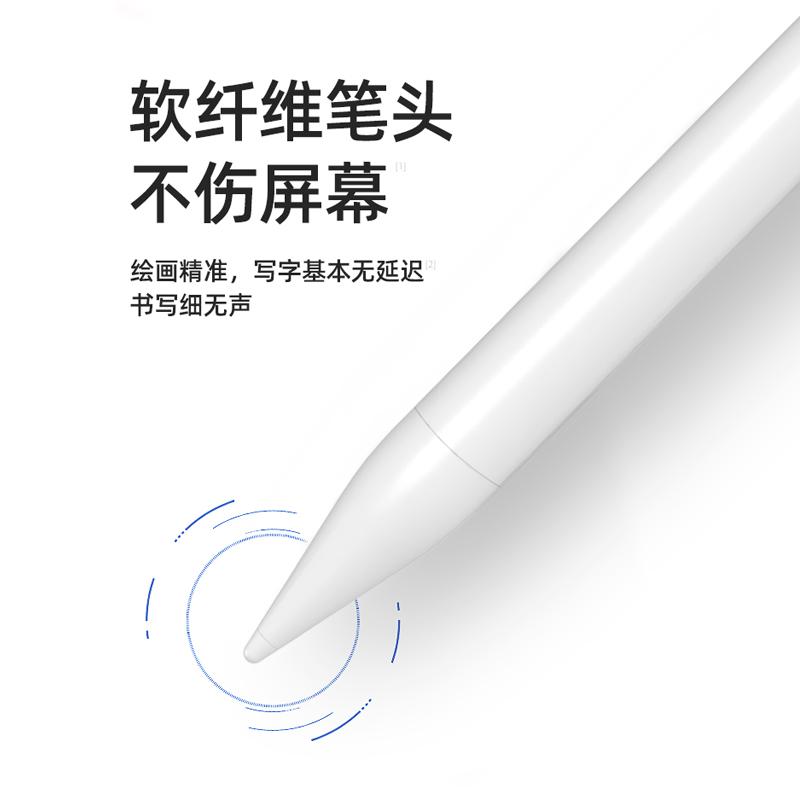 apple pencilปากกา capacitiveipadแอปเปิลproลายมือแท็บเล็ตรุ่นแรก1/2โทรศัพท์มือถือรุ่นที่สองairแปรงหัวเว่ยm6สัมผัสป้