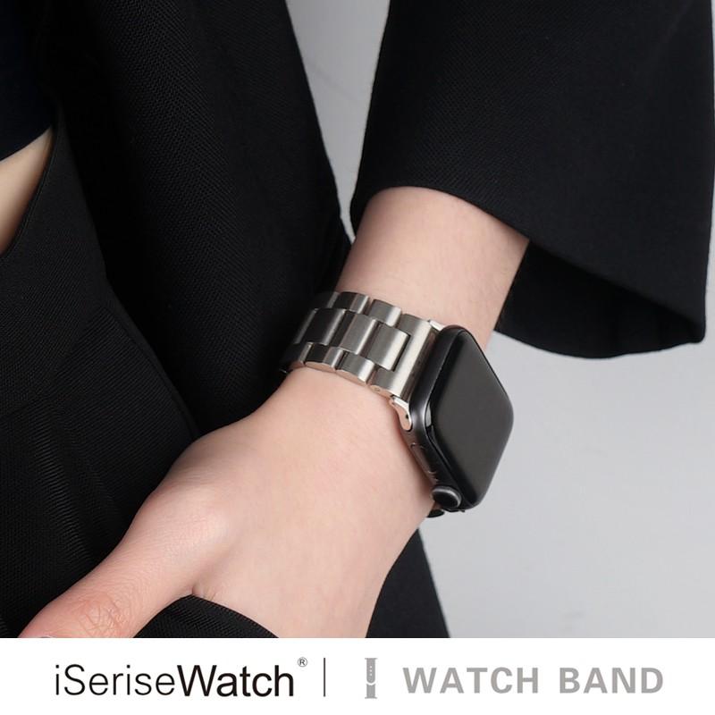 Iserisewatch สายนาฬิกาข้อมือสําหรับ Applewatch 2 / 3 / 4 / 5 / 6 / Se