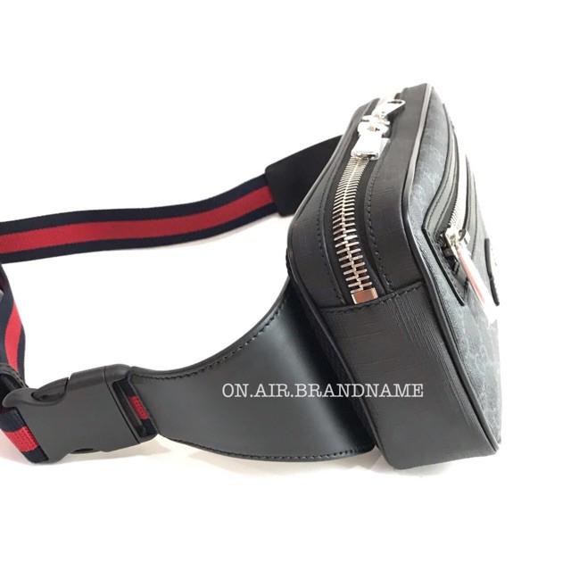 gucci belt bag soft supreme สุดฮิตของแท้ 100%