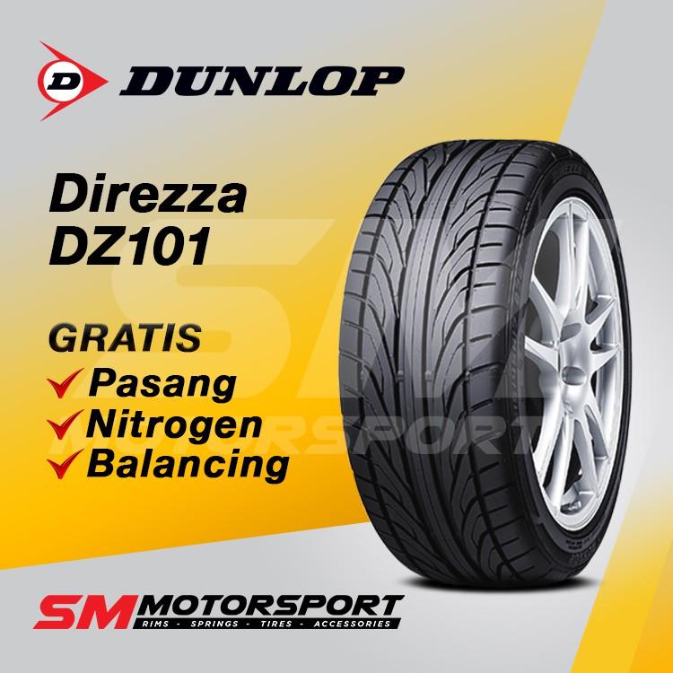 อุปกรณ์ชิ้นส่วนสําหรับ Dunlop Direzza 215 / 50 R17 17