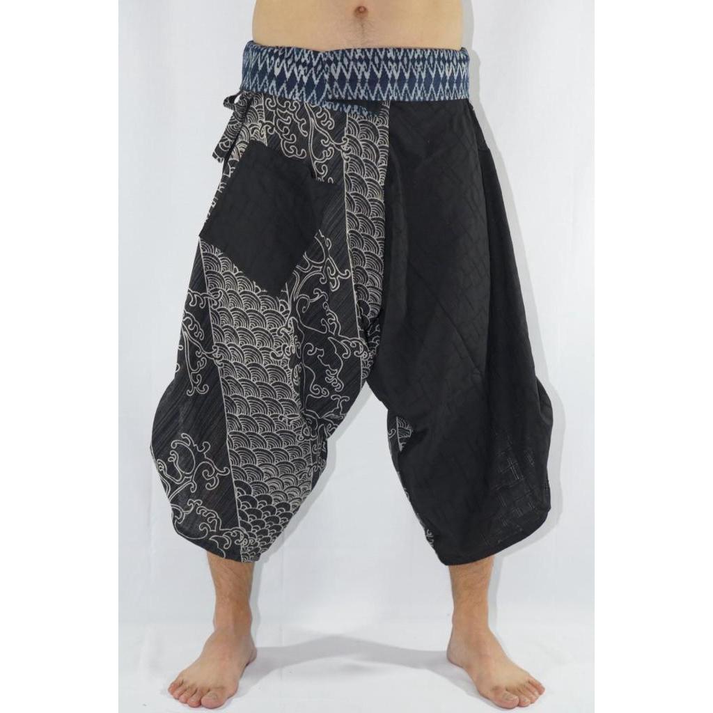 ซามูไร เอวผูก (Samurai pants)ามูไร เอวผูก (Samurai pants)