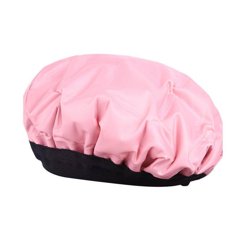 ぉ⚘เครื่องอบน้ำมัน. ตัดผมหมวกอาบน้ำระเหยหมวกน้ำมันเรียบผมผมดูแลผมอบไอน้ำร้านตัดผมอบไอน้ำดูแลปลั๊กไร้สาย