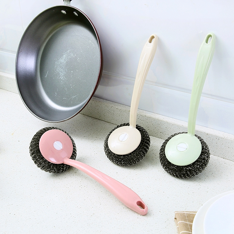 แปรงล้างจานแปรงจานแปรงครัวน้ำมันติด