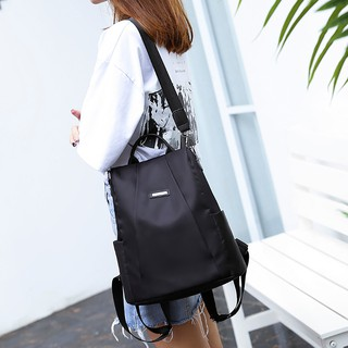 Review 💋HOT SALE💋Women Travel backpack travel bag anti-theft Oxford cloth backpack
