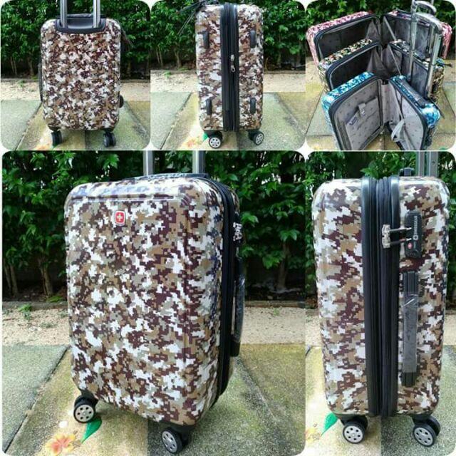 กระเป๋าเดินทาง swissgear
