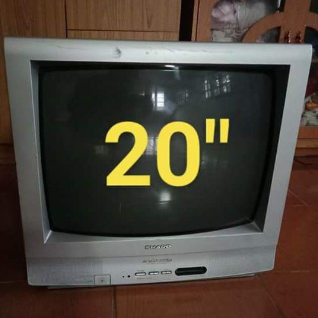 """ขายทีวีมือสอง 20"""""""