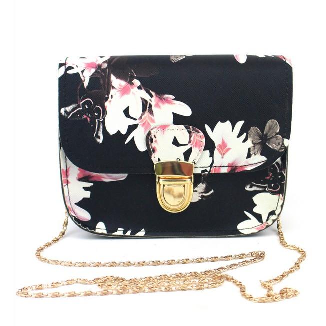 Honestop COD กระเป๋าหนัง PU สำหรับผู้หญิง anello กระเป๋าสะพายข้าง coach พอ กระเป๋า sanrio gucci marmont gucci dionysus
