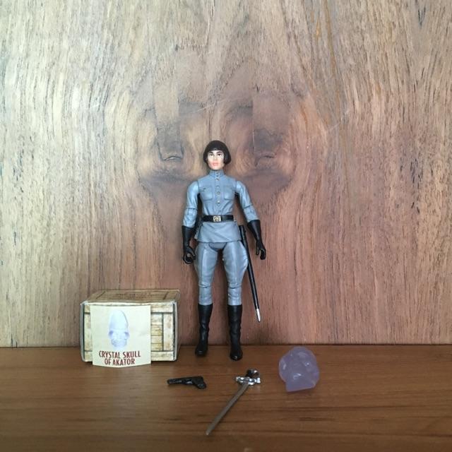 Indiana Jones Action Figure 1:18 Irina Spalko