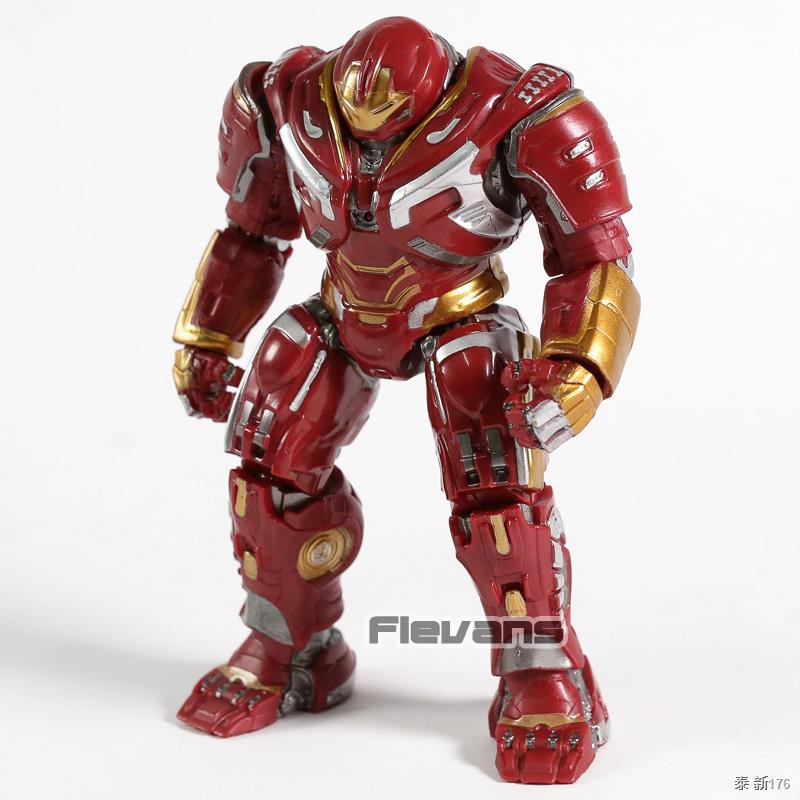 Avengers Hulkbuster PVC Action Figure Collectible Model Toy 18cm