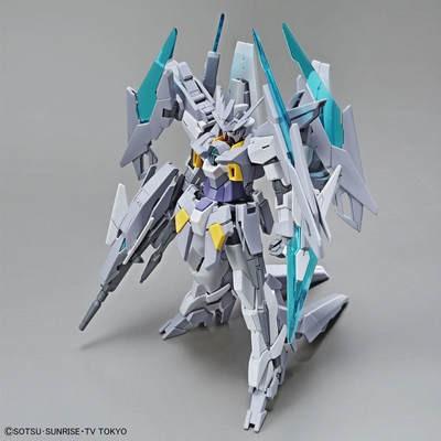 のΑรุ่นประกอบรุ่น HG hgbd สตอล์กเกอร์ Age SV Magnum Savior Gundam
