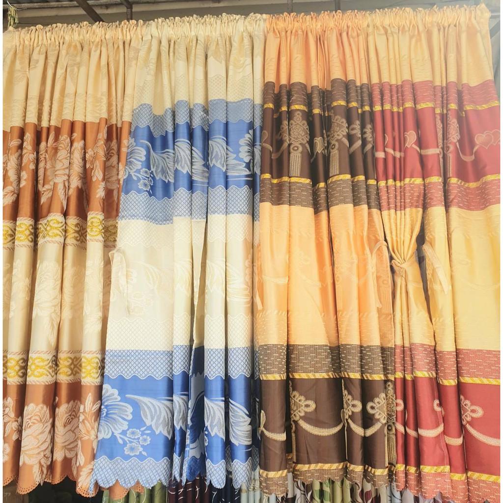 ผ้าม่าน / ผ้าม่านหน้าต่าง / ผ้าม่านสำเร็จรูป