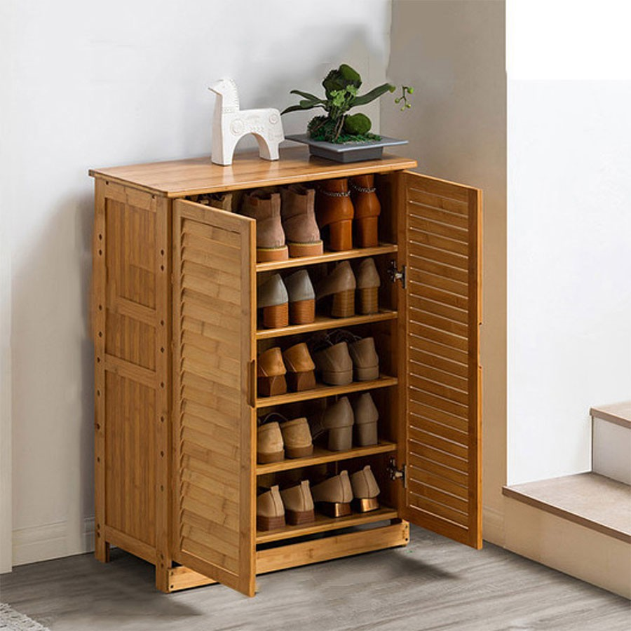 Chub ชั้นรองเท้า ตู้รองเท้า  5 ชั้น ชั้นวางรองเท้า ตู้สำหรับเก็บรองเ ตู้เก็บรองเท้า ตู้ใส่รองเท้า ชั้นวางรองเท้ากั้นน้ำ